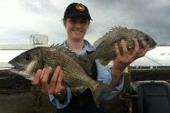 Tracey-with-prefish-Foster-bream